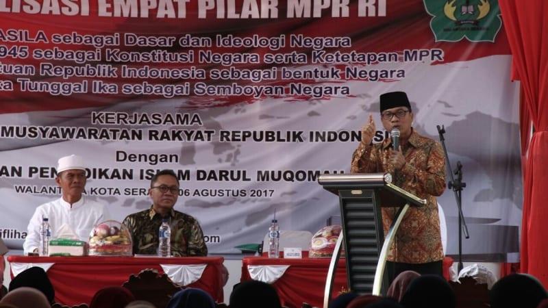 Ketua DPP PAN Yandri Susanto (dok. PAN)
