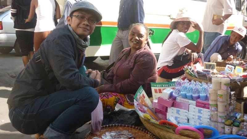 Keturunan Nusantara di Madagaskar