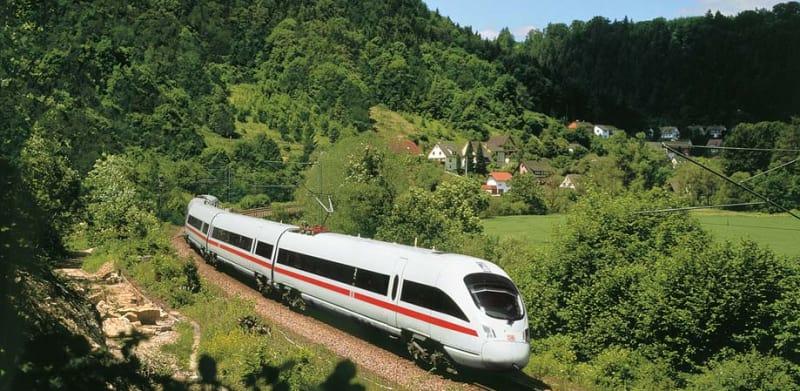 S-Bahn, Transportasi di Jerman