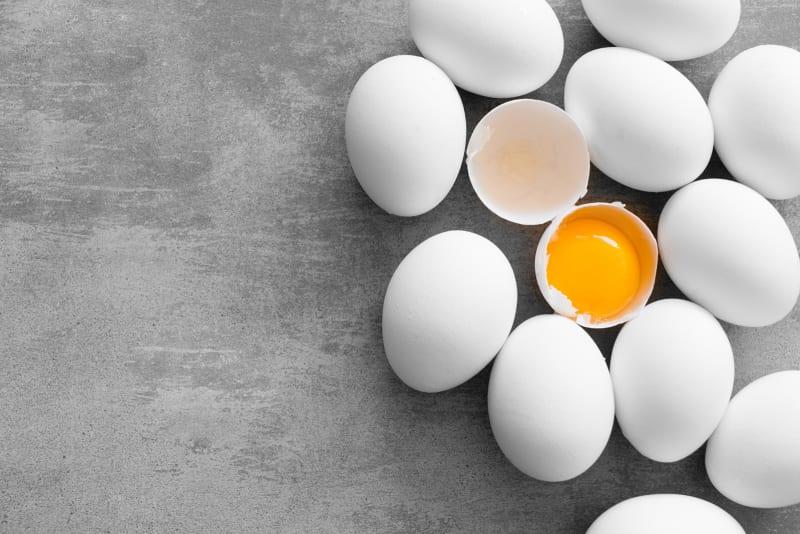 Telur untuk anemia