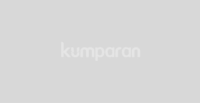 Prabowo bersama Anies dan Sandi