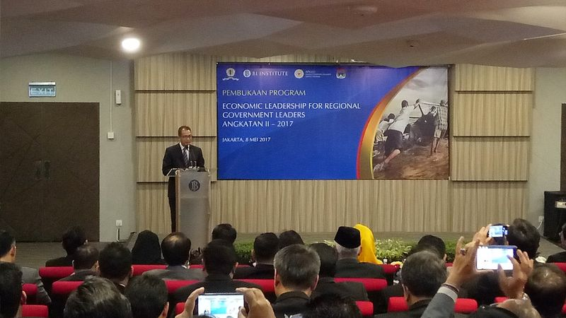 Deputi Gubernur BI, Sugeng