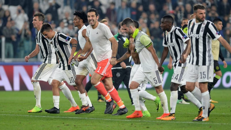 Juventus susah payah kalahkan Sporting CP