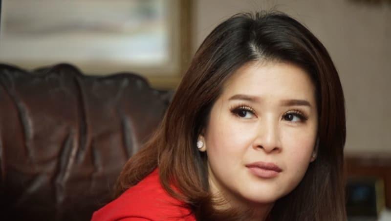 Grace Natalie: Ketum PSI Grace Natalie Juga Ikut Nyaleg Di 2019, Dapil