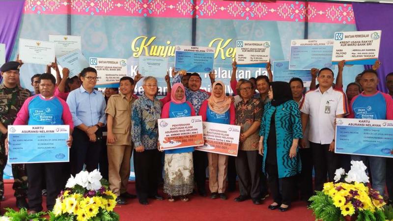 KKP beri bantuan ke nelayan Kep. Aru