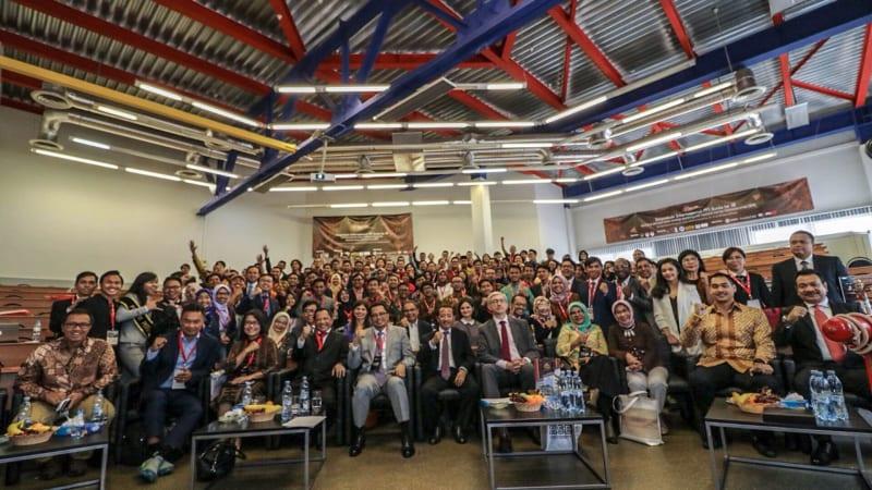 Perhimpunan Pelajar Indonesia se-Dunia di Moskow