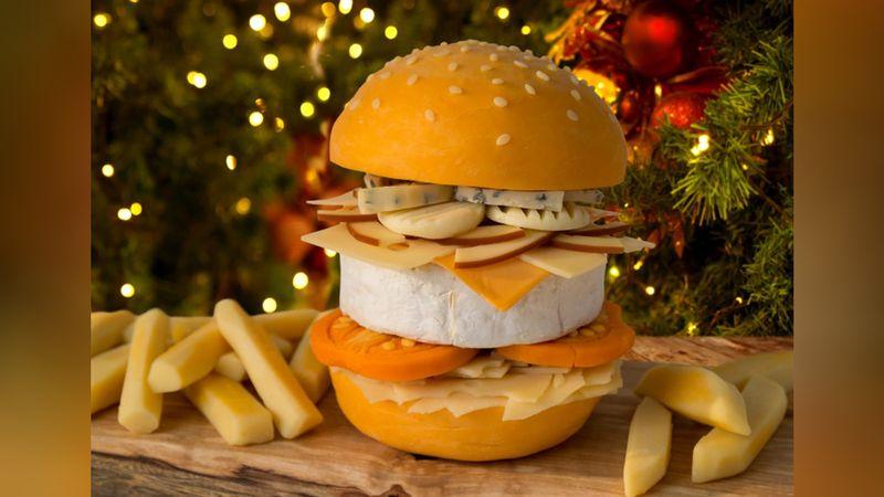 Burger Keju 2