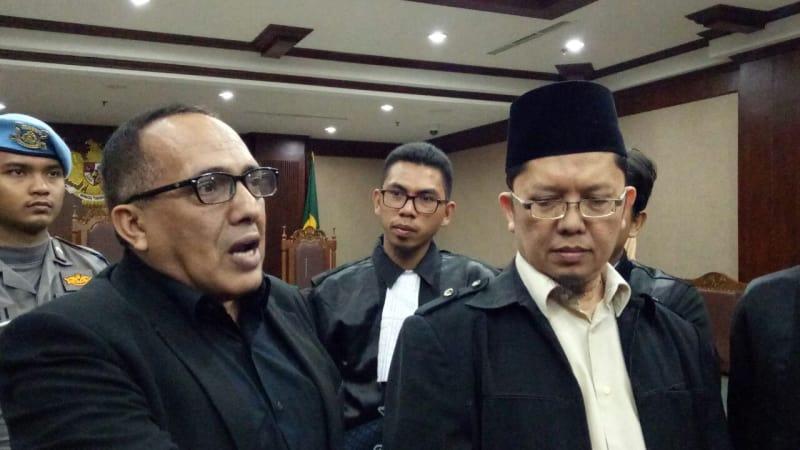 Sidang tuntutan pencemaran nama, Alfian Tanjung