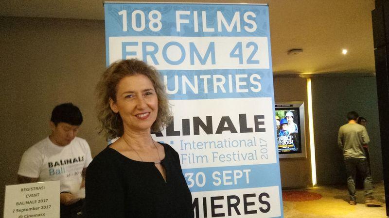 Deborah Gabinetti, Direktur Balinale