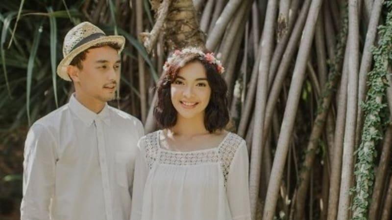 Tika Bravani Menikah dengan Dimas Aditya