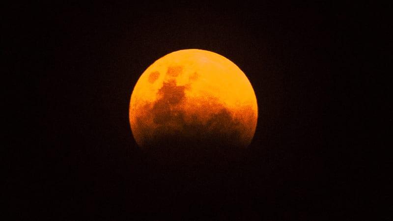 Gerhana Super Blue Blood Moon