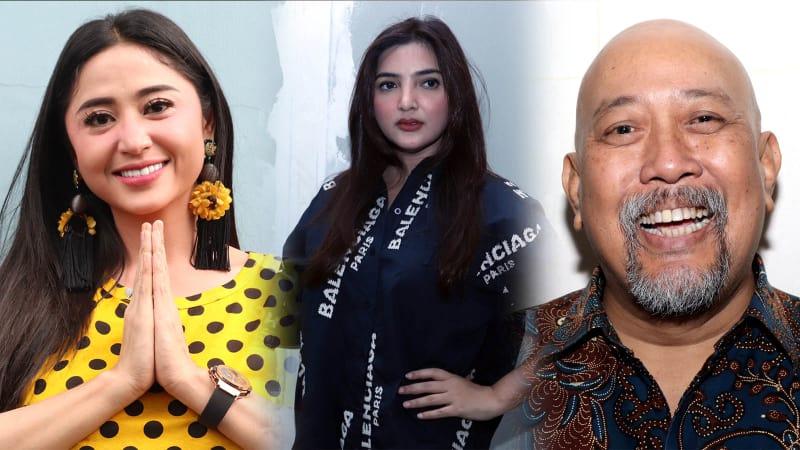 Dewi Persik, Ashanty, dan Indro 'Warkop'