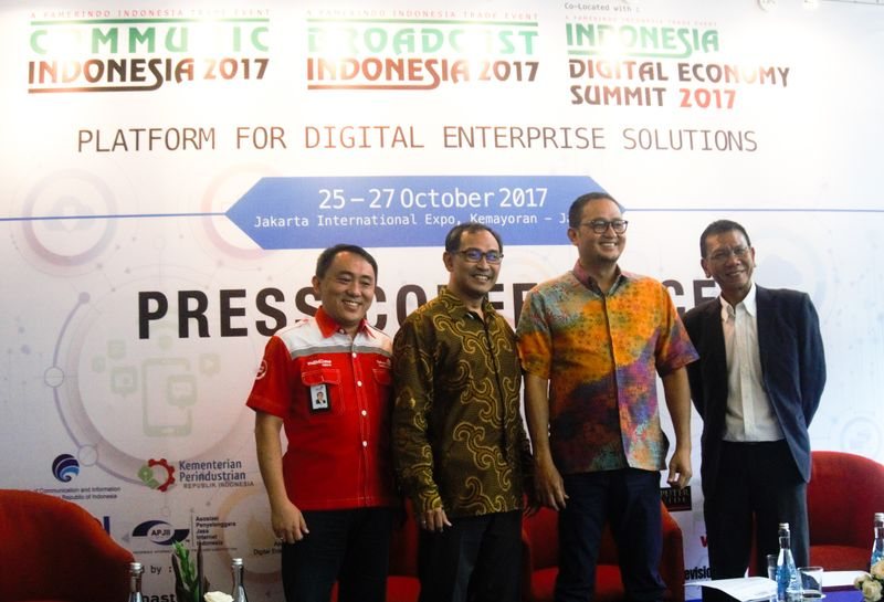 Com-Communic Indonesia Broadcast Indonesia 2017