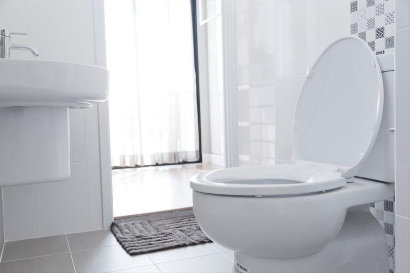 Baking Soda Bersihkan Toilet