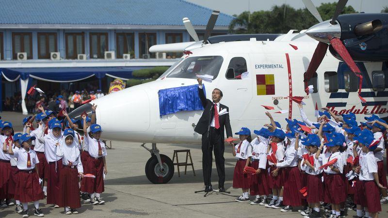 Penamaan Pesawat N219 buatan PT Dirgantara