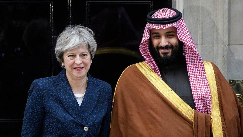 Dilema Eropa, Ingin Jatuhkan Sanksi Tapi Butuh Uang Saudi