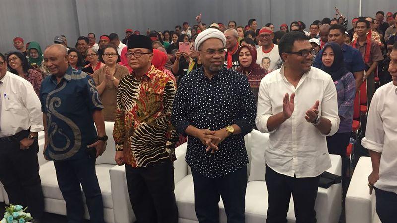 Maluku Voor Jokowi Deklarasikan Dukungan kepada Jokowi 2 Periode