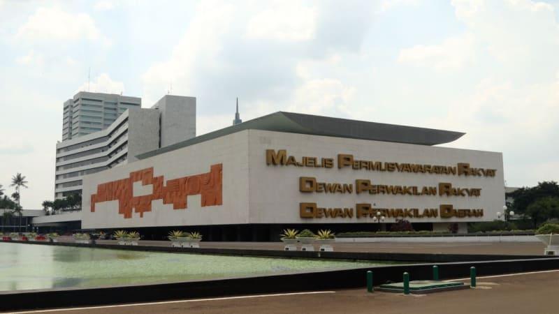 Gedung DPR/MPR RI