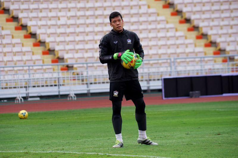 Timnas Thailand Gelar Latihan Jelang Final AFF 2016