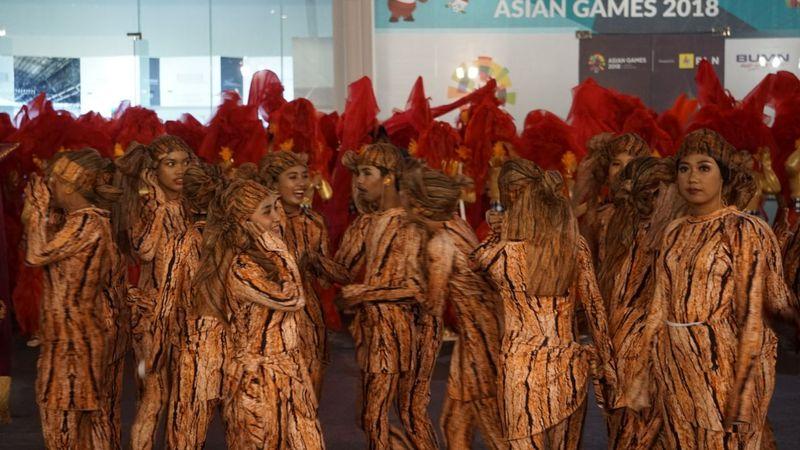 Para Pengisi Acara Pembukaan Asian Games 2018