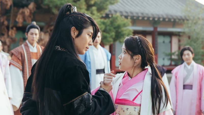 Drama Korea Moon Lovers: Scarlet Heart Ryeo