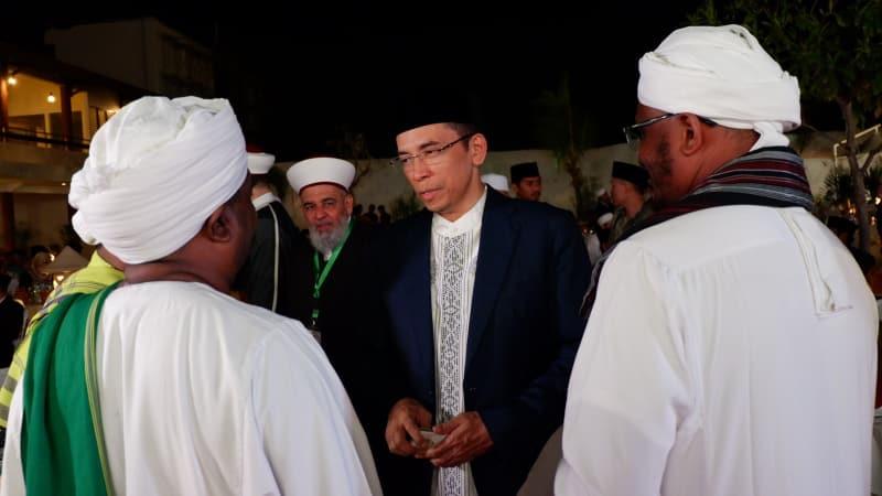 Tuan Guru Bajang (TGB) Zainul Majdi