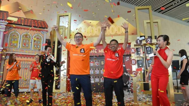 Pria asal Purwakarta menang hadiah miliaran