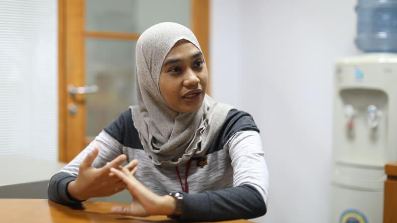 Suster Rina Wahyuni