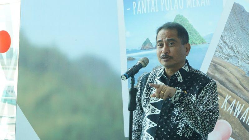 Menteri Pariwisata Arief Yahya di Bandara Soetta