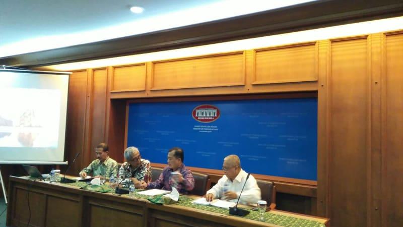 Konferensi Pers Soal TKI Dieksekusi Mati