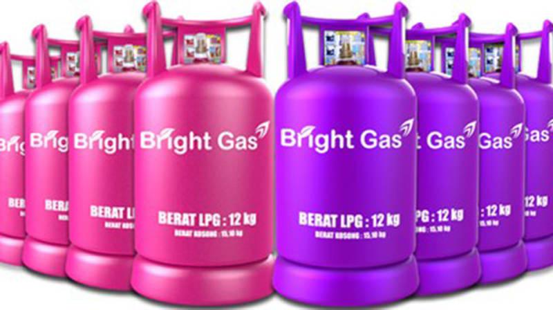 Produk Pertamina Bright Gas