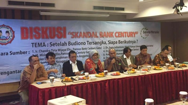 Diskusi Skandal Bank Century
