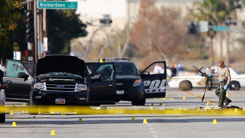Terorisme di San Bernardino