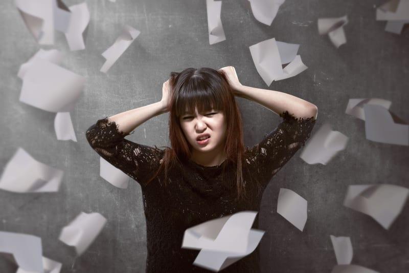 com-Penyebab Stres