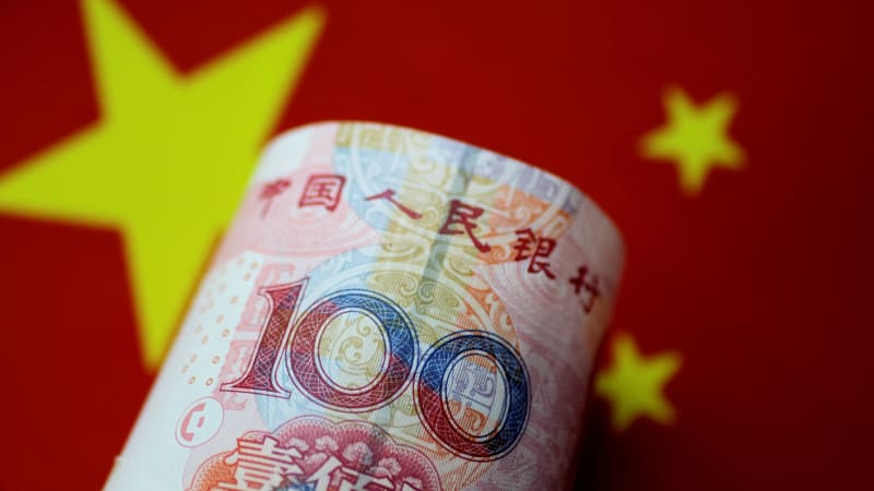 Mata uang China Yuan