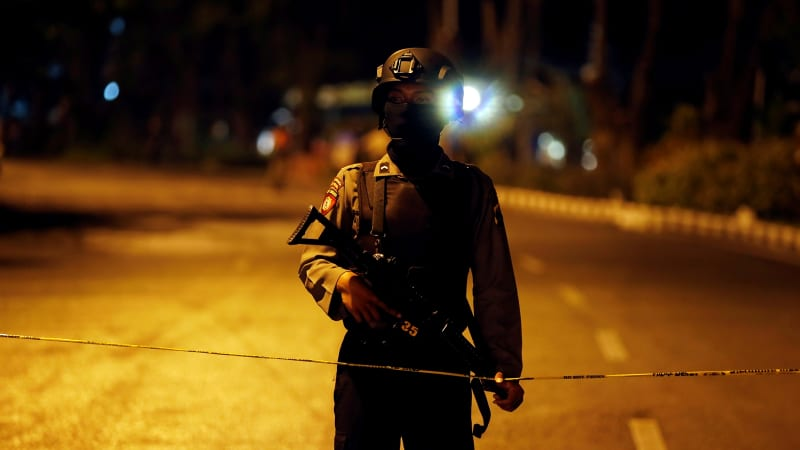 Duka Cita Akibat Teror Bom Surabaya