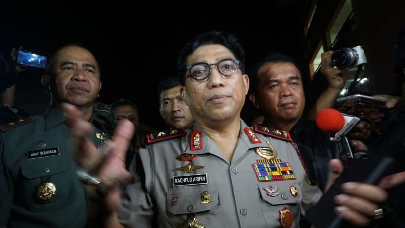 13 Pelaku Tewas dalam Rentetan Ledakan Bom di Surabaya ...