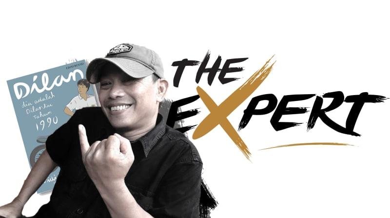 The Expert - Pidi Baiq