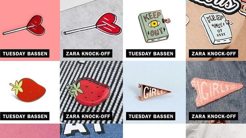 Kontroversi Zara