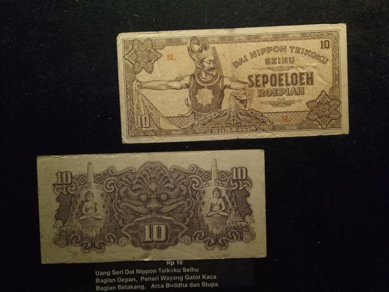 Uang Jepang