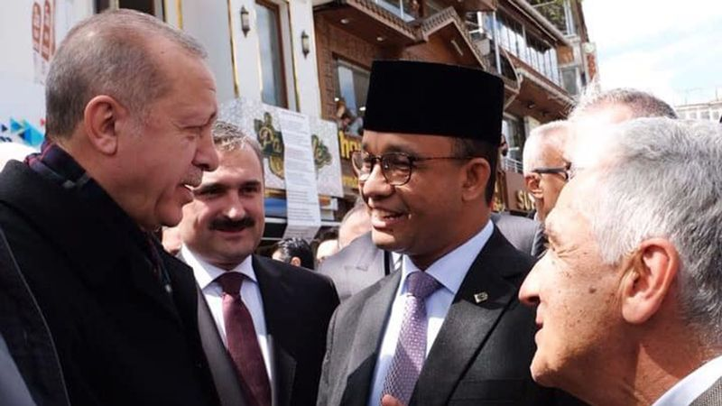 Anies Baswedan berkunjung ke Turki