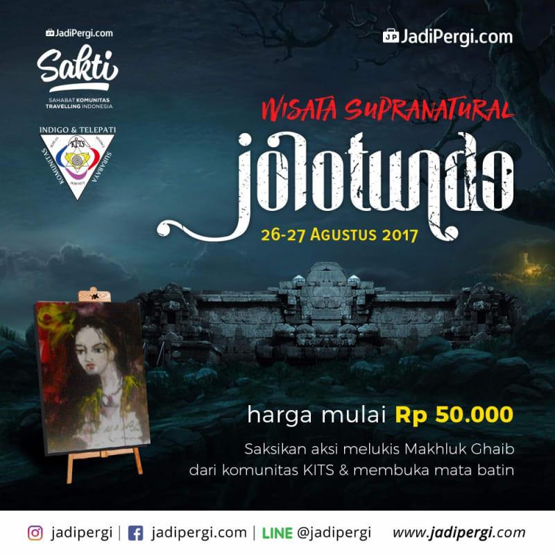 Wisata Supranatural Jolotundo