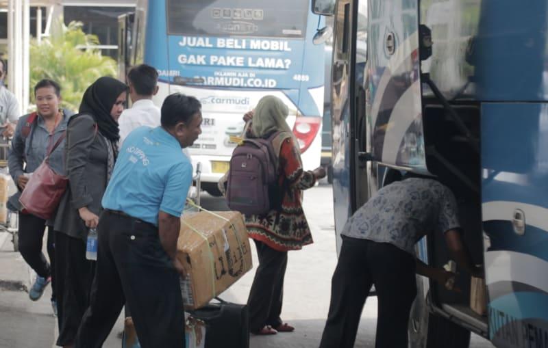 Airport Helper di Bandara Soekarno Hatta
