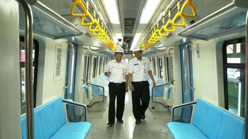 LRT Palembang    Produksi INKA