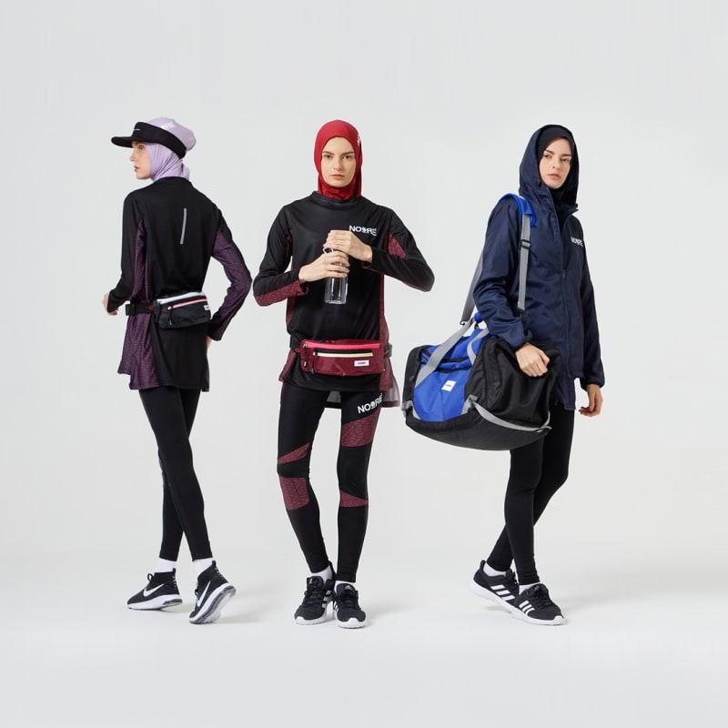 Noore Hijab Sport