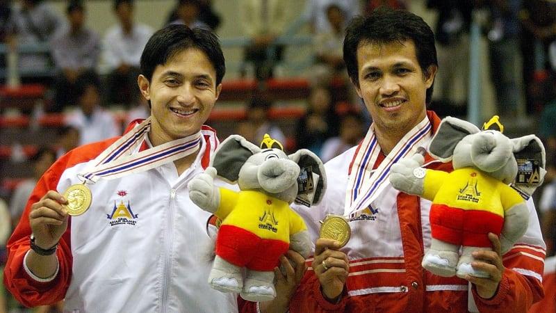 Ricky Subagdja dan Rexy Mainaky