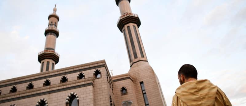 Ilustrasi Masjid Rakyat