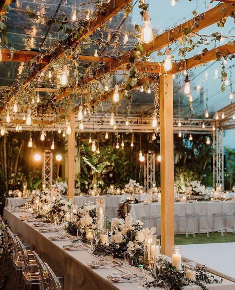 rekomendasi kumparan 5 tema dekorasi untuk percantik pernikahan anda
