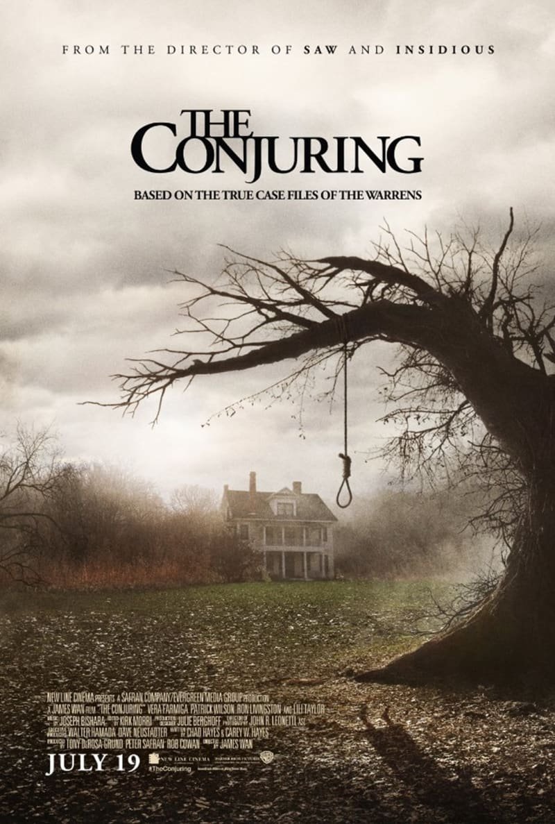 Poster The Conjuring (NOT COV)