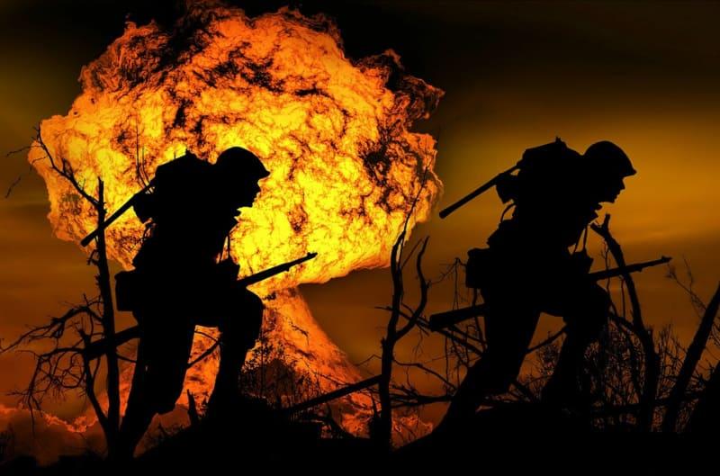 Ilustrasi Prajurit Militer